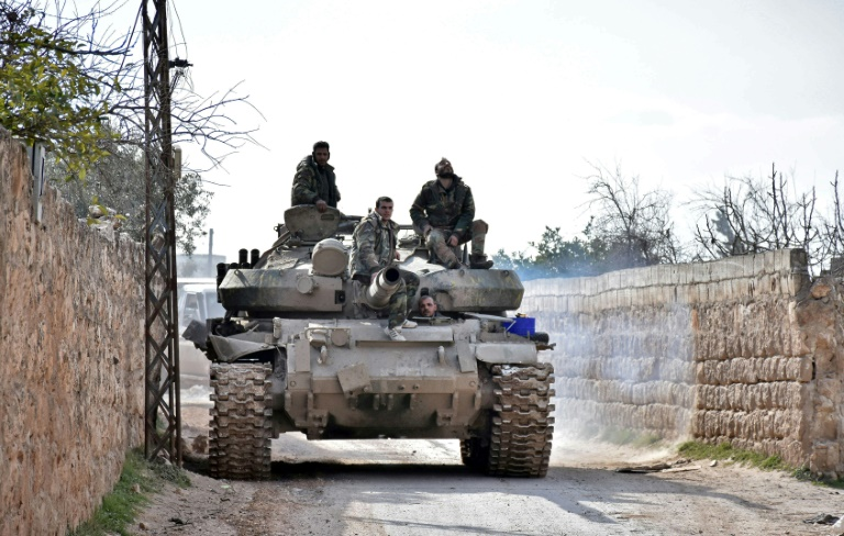 Syria army overruns Idlib crossroads town despite Turkish warnings