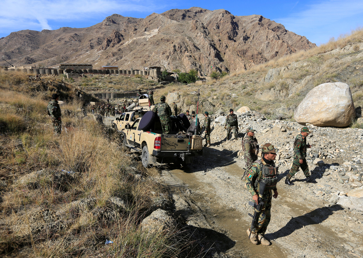 US, Afghan soldiers killed in firefight: reports