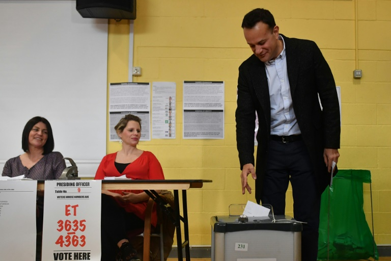 Ireland votes in 'three-horse race' for power