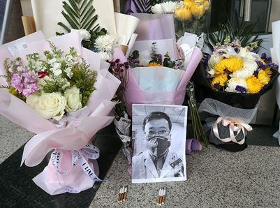 Antagonists exploit Dr Li's death to slander China