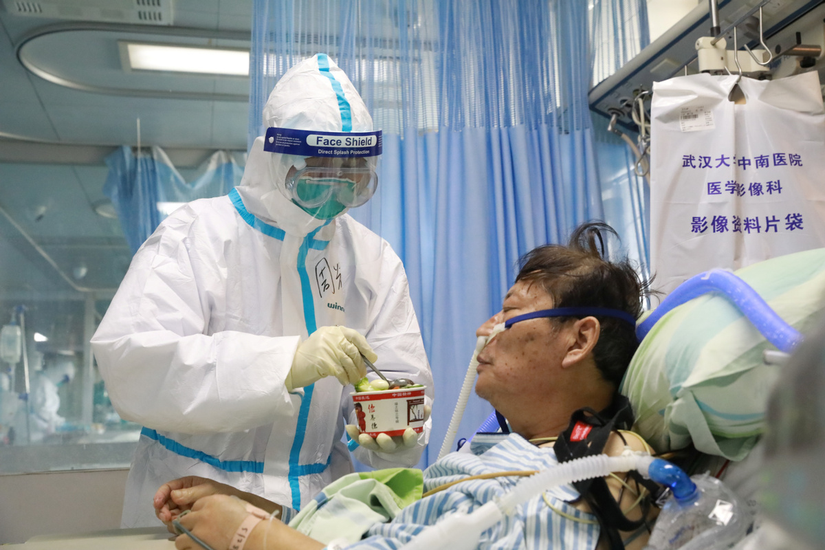 China confident to win decisive victory in fight against epidemic
