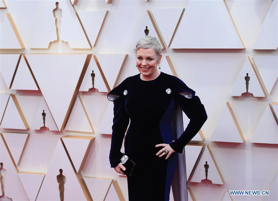 In pics: red carpet of 92nd Academy Awards