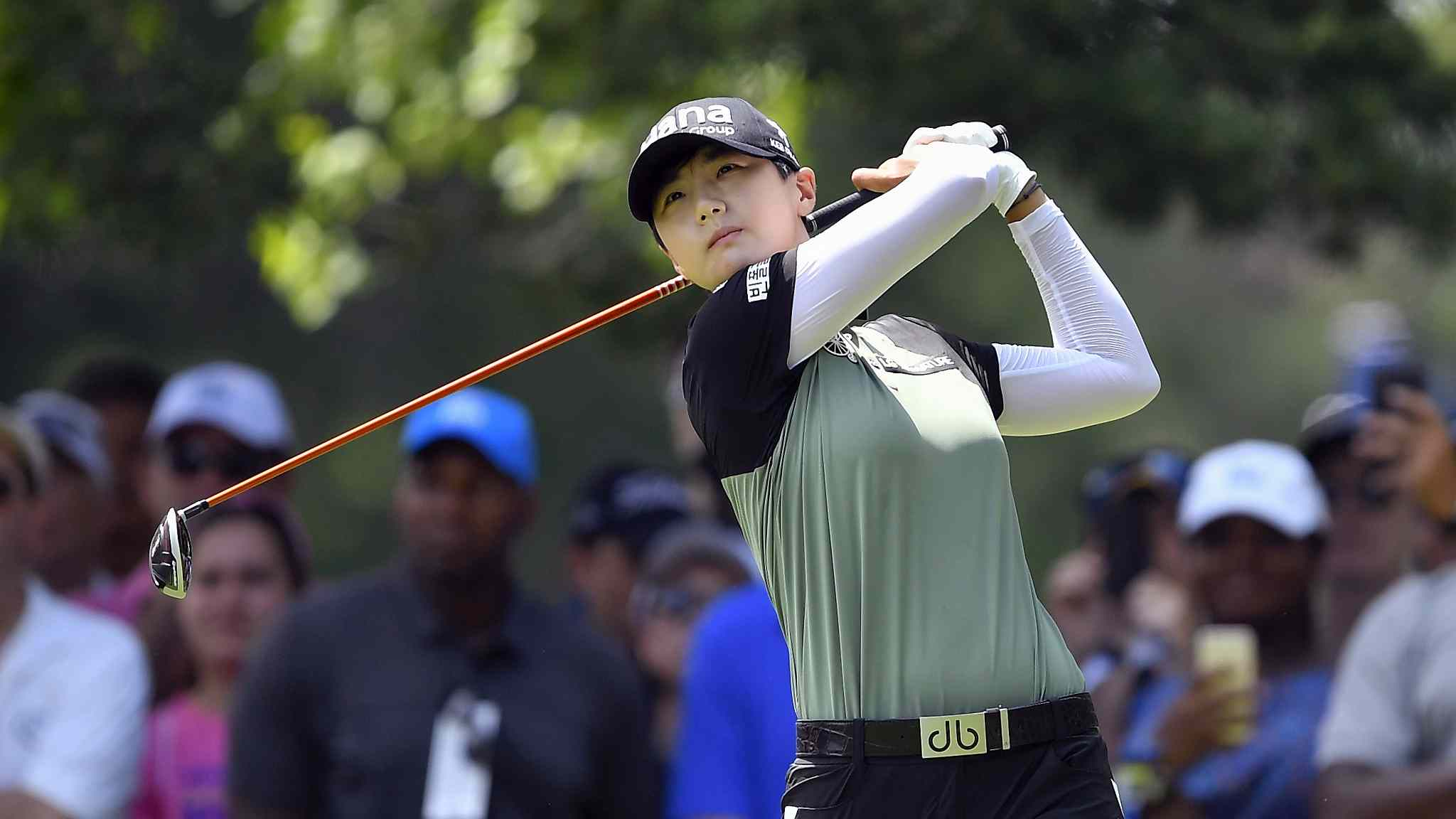 HSBC Women's World Championship golf cancelled over virus