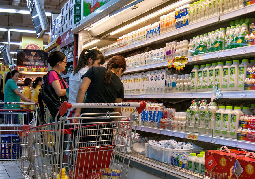 China's CPI up 5.4 pct in January