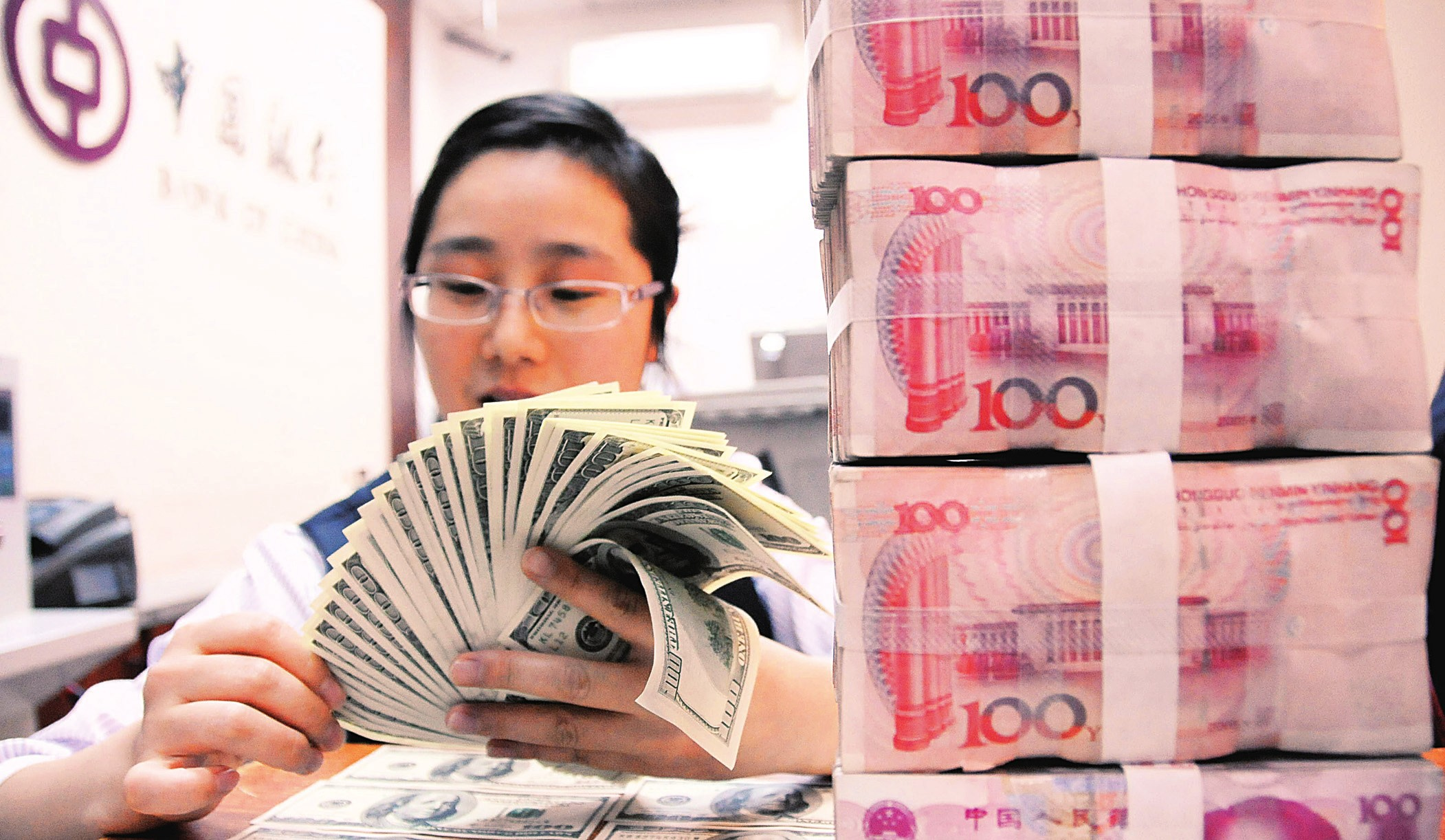 Chinese yuan weakens to 6.9863 against USD Monday