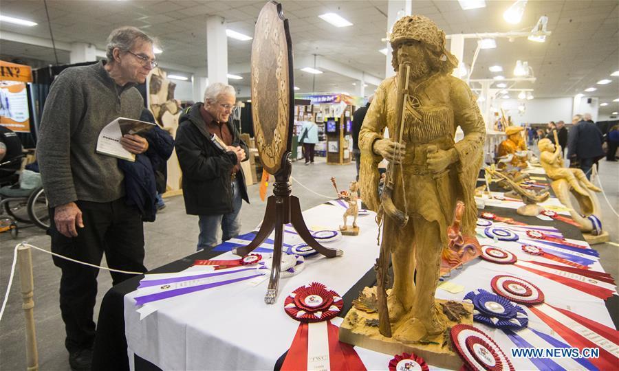 Woodworking show held in Toronto