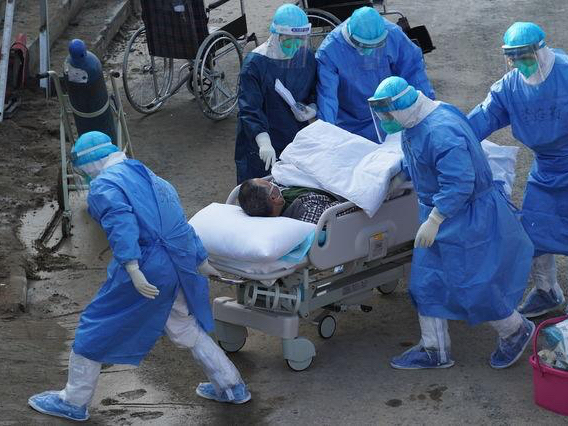 Hubei reports 2,618 new confirmed cases of infection