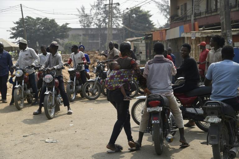Motorcycle taxi ban brings Lagos to a halt