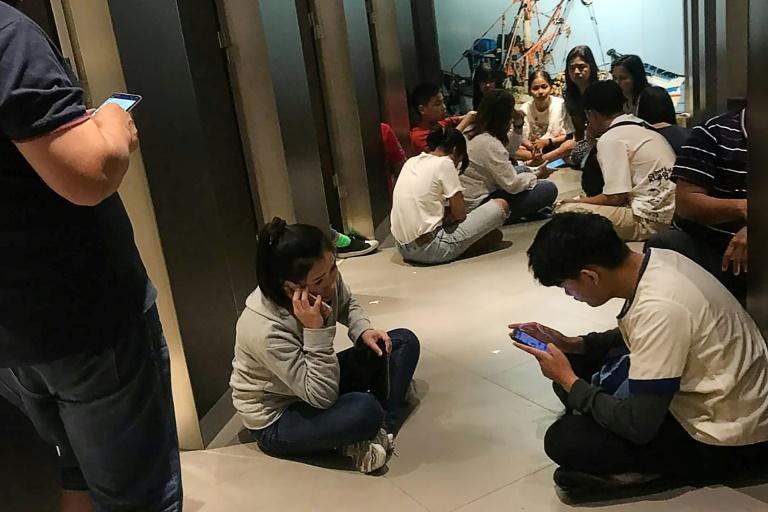 Thai mall shooting survivors tracked killer via CCTV