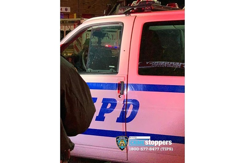 NYPD: Officer shot, wounded in 'assassination attempt' today