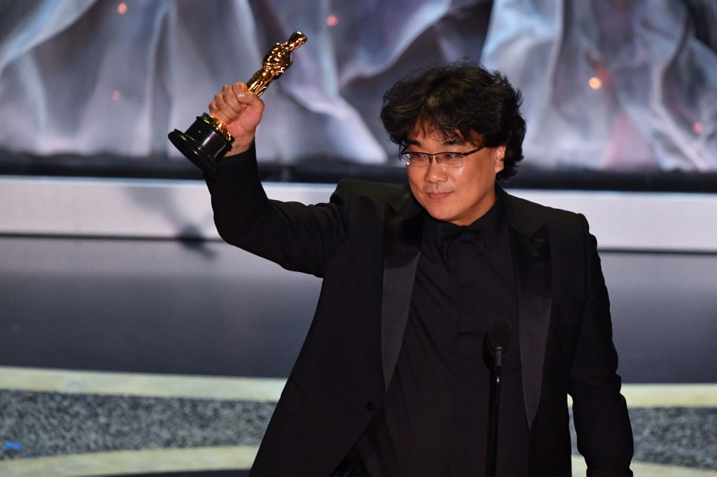 South Korean film 'Parasite' wins Best International Feature Film award of 92nd Oscars