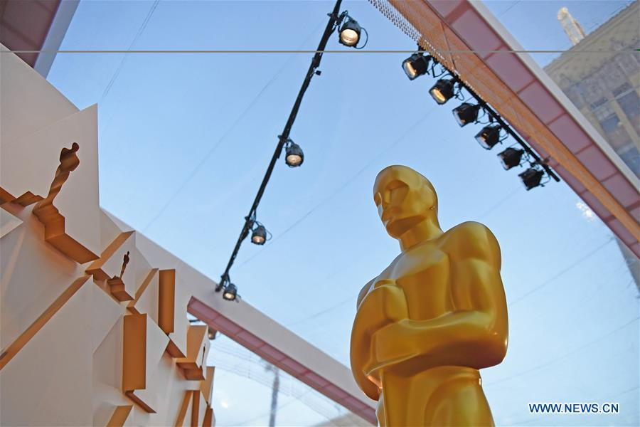 92nd Academy Awards to held in Hollywood