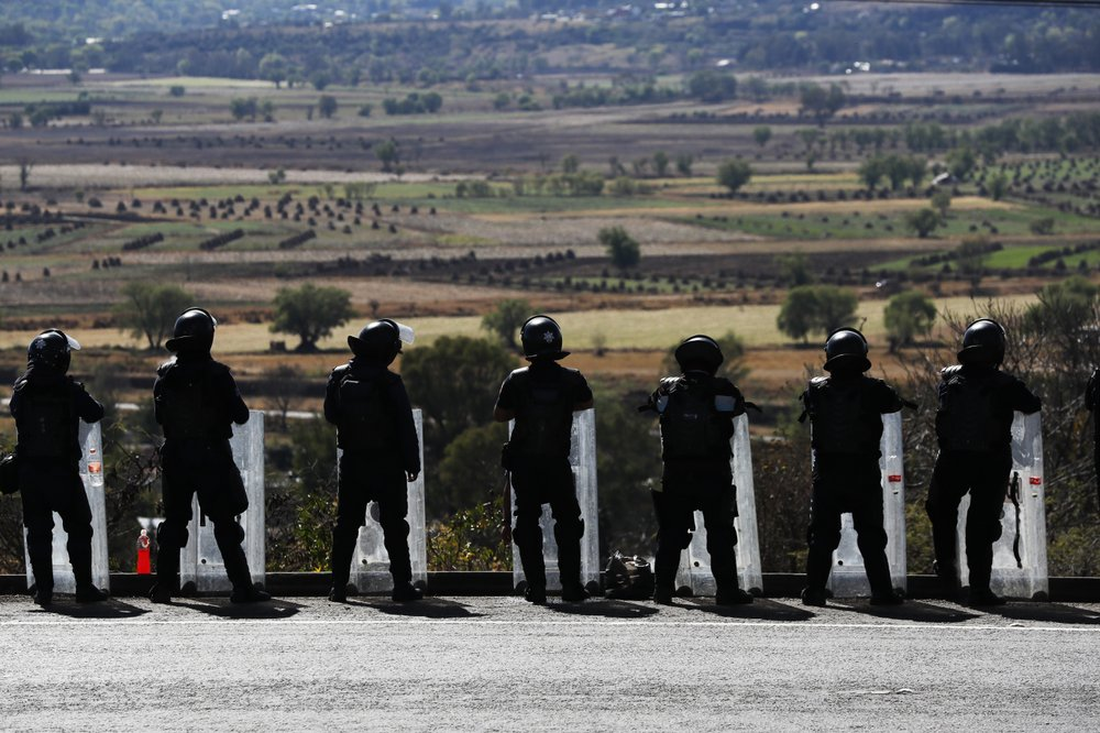 In the heart of Mexico's violence, disillusion grows