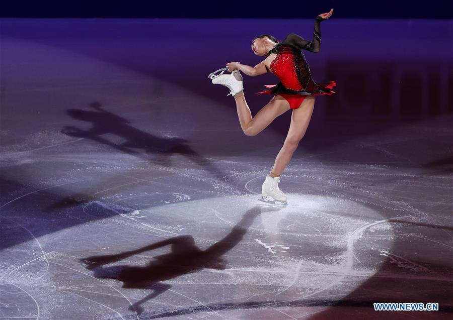 In pics: gala exhibition at 2020 ISU Four Continents Figure Skating Championships