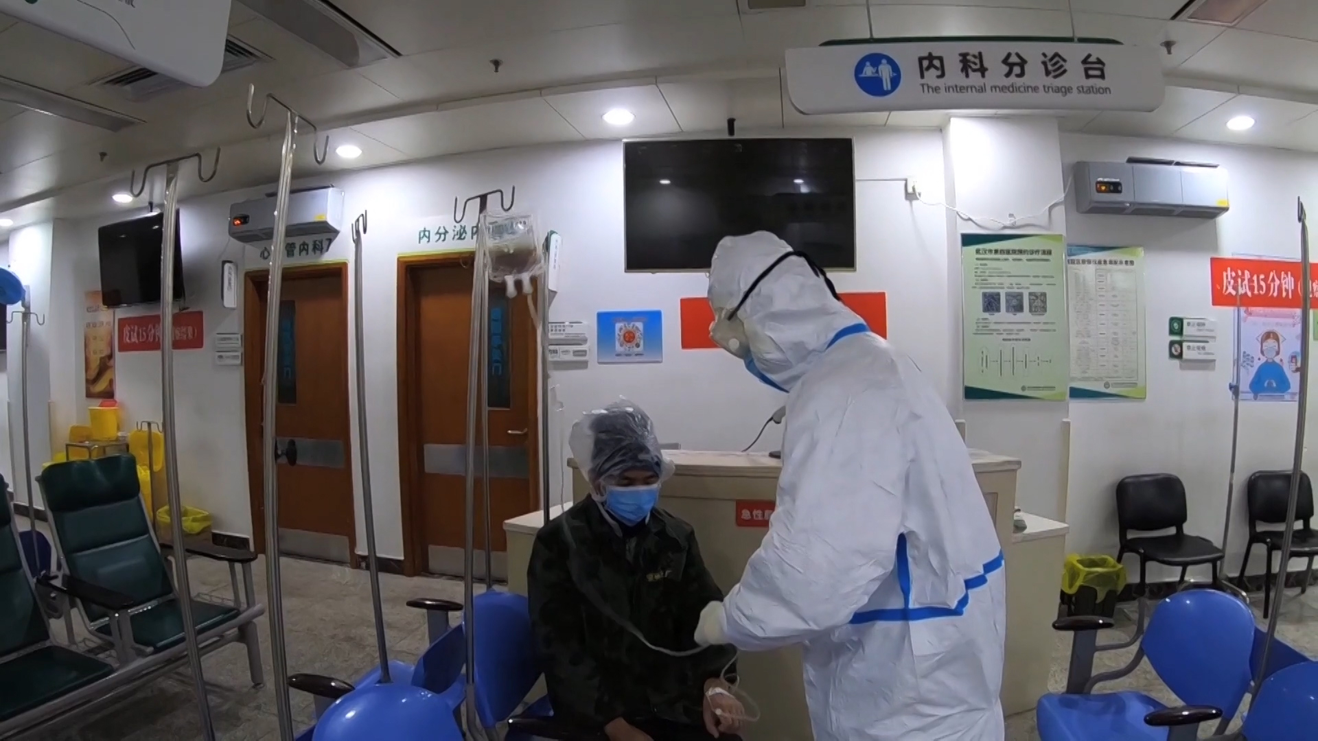 Chinese hospitals discharge 4,740 recovered patients of coronavirus infection