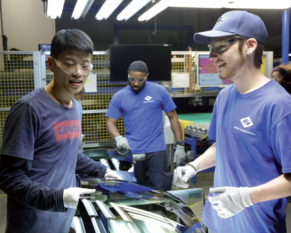 Openness seen as key to American Factory's Oscar award