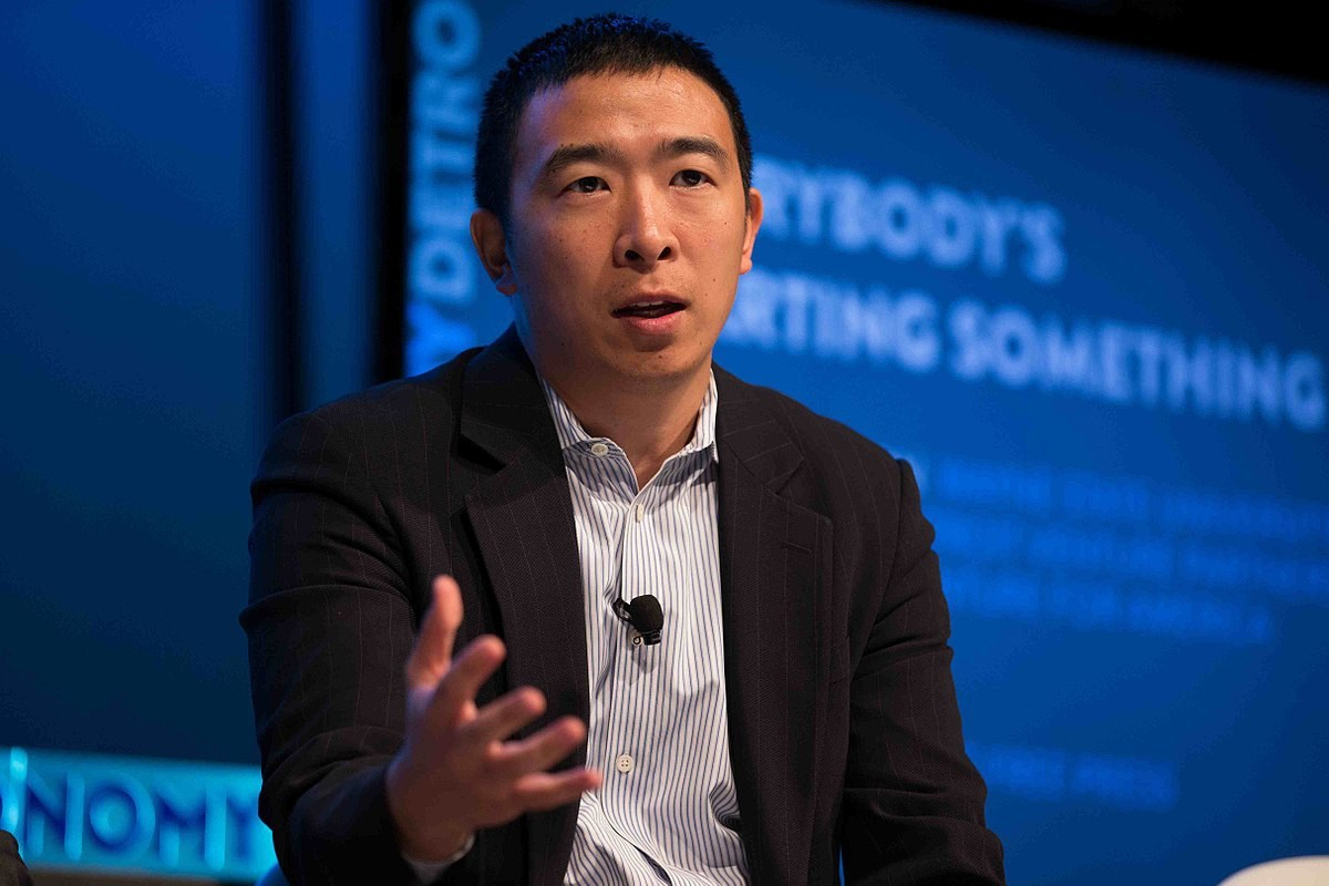 Andrew Yang announces withdrawal from Democratic presidential race