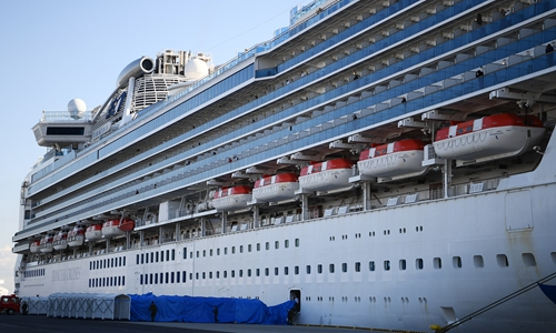 Thailand refuses entry to cruise ship with no coronavirus cases