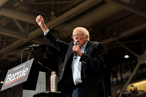 Sanders wins New Hampshire Democratic primary: US network projections