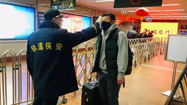 Shanghai introduces public transport, travel hub safety plan
