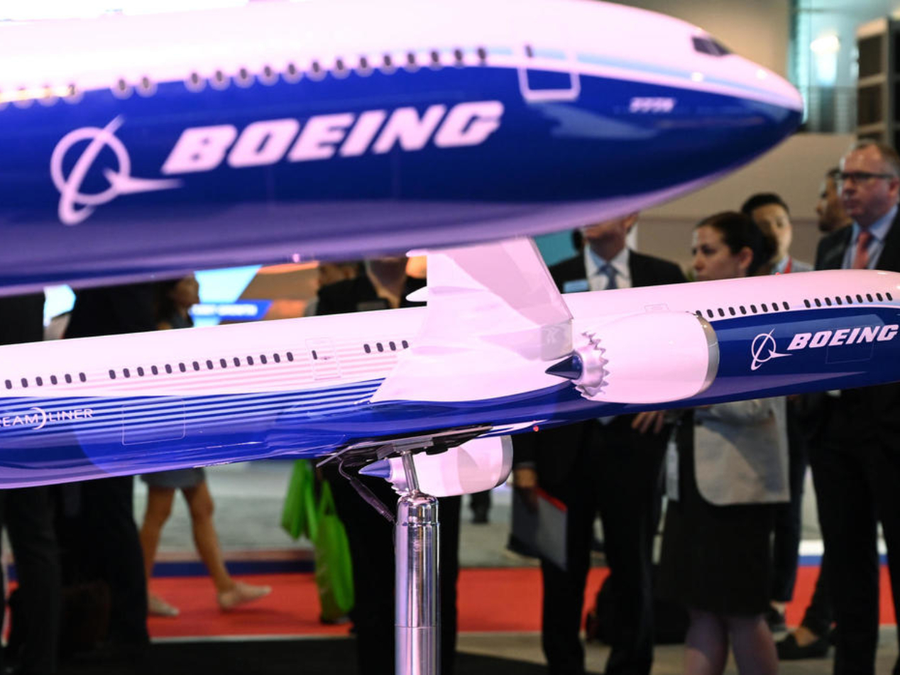 Boeing sounds alarm about virus impact on aviation