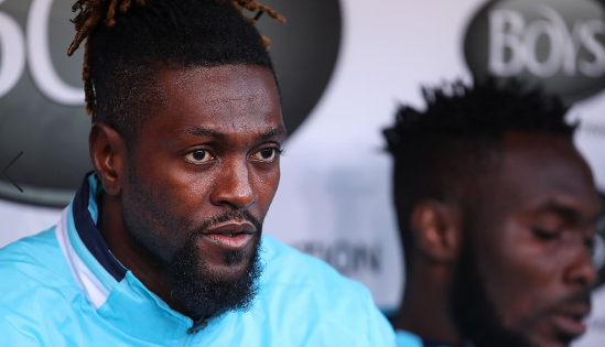 Adebayor completes move to Paraguayan side Olimpia
