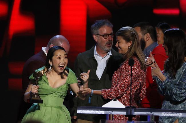Lulu Wang wins two awards at the Independent Spirit Awards