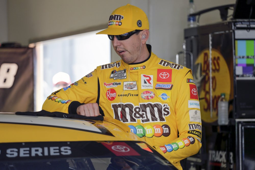 Busch has done it all in NASCAR, except win the Daytona 500
