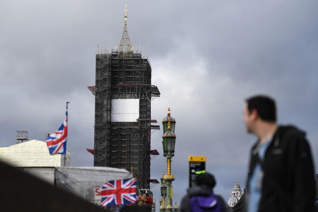 Growing bill to fix Britain's Big Ben