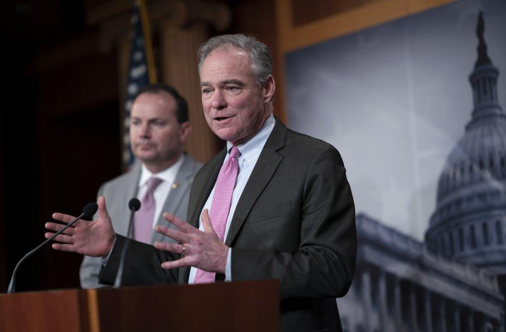 US Senate moves toward vote restraining Trump on Iran