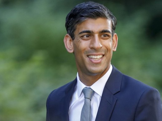 UK PM appoints Rishi Sunak new finance minister