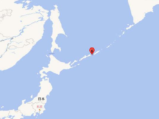7.0-magnitude quake strikes off Japan's Hokkaido Prefecture and Russia's Kuril Islands: JMA