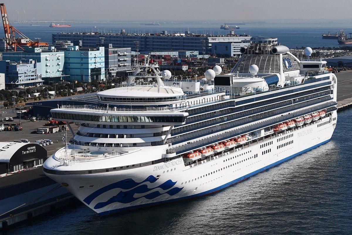 44 more novel coronavirus cases on Japan ship: health minister