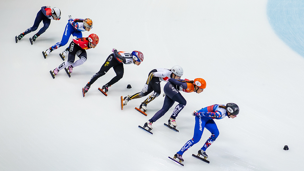 Winter sports associations show support for Team China amid coronavirus outbreak