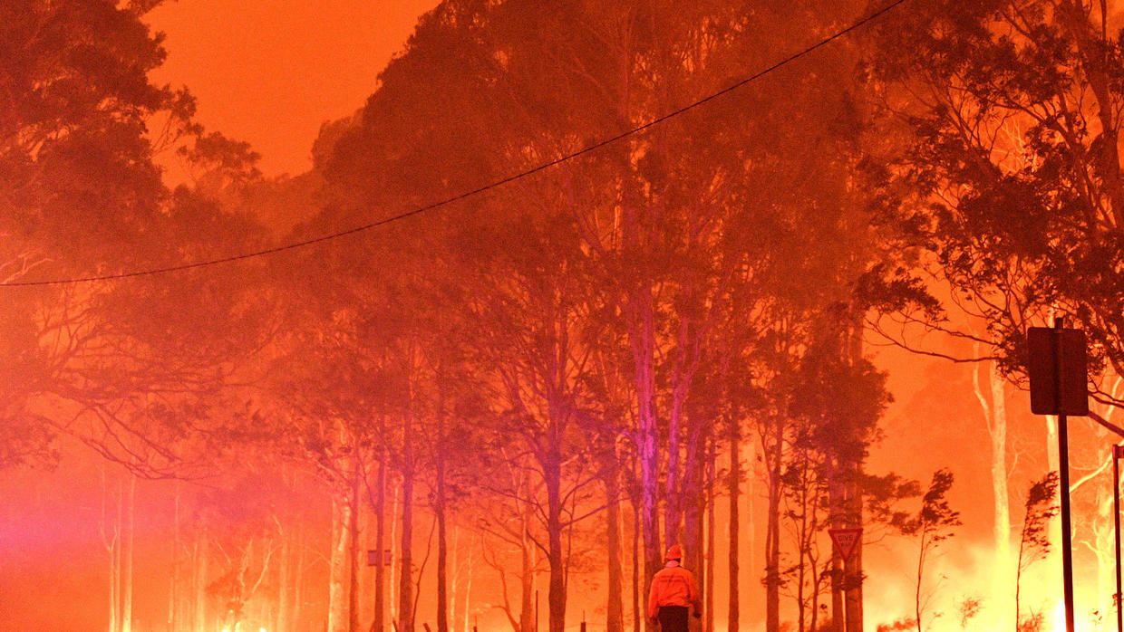 All bushfires in hardest-hit Australia state now contained: firefighters