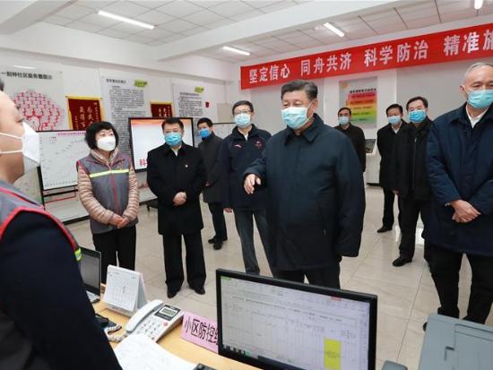 Xi, Malaysian PM talk over phone on novel coronavirus epidemic
