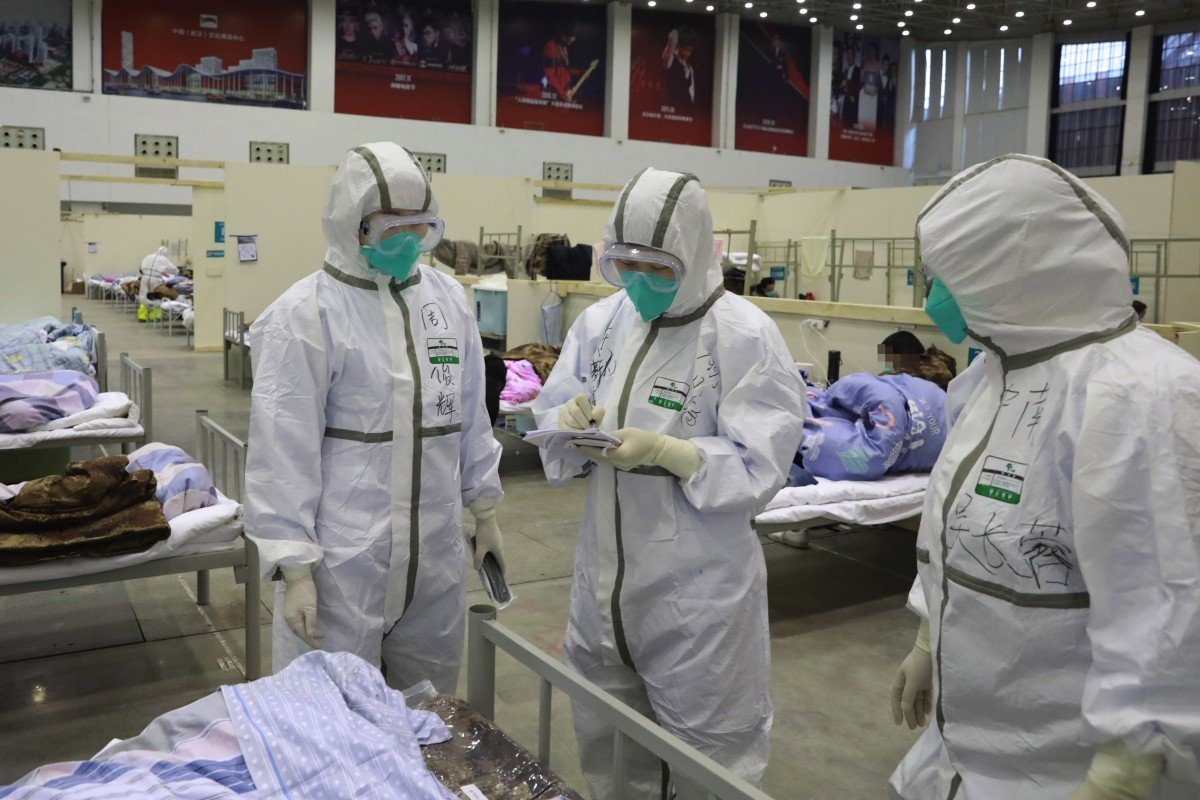 A Chinese doctor's fight against coronavirus