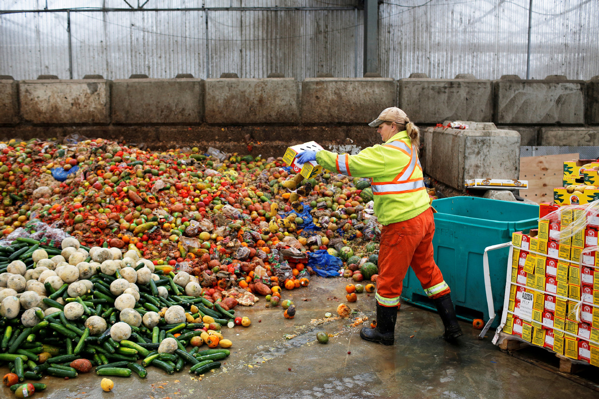 Food waste worse than previously thought
