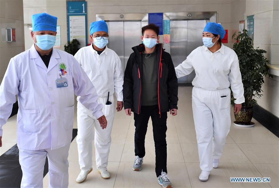 Tibet discharges only coronavirus patient
