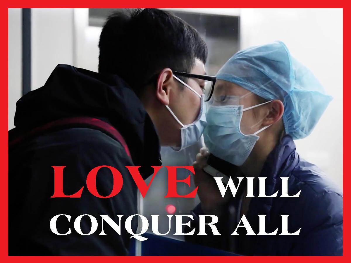 Love will conquer all