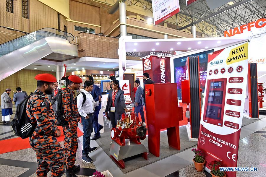 International Fire Safety and Security Expo 2020 kicks off in Dhaka