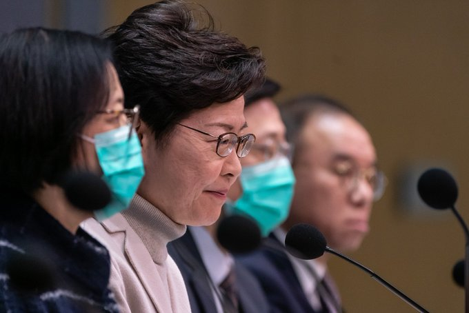 Hong Kong unveils relief measures for epidemic-hit businesses, residents