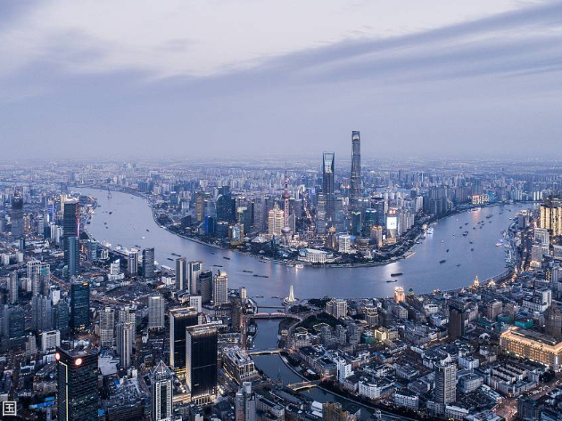 China issues guideline to further Shanghai, Yangtze River Delta development
