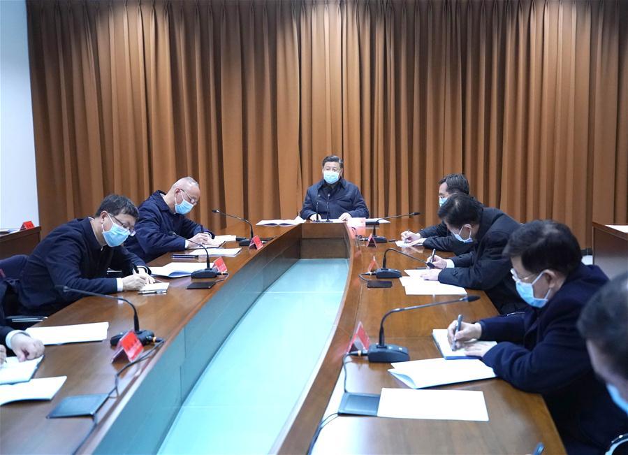 Xi stresses improving mechanism for major epidemic prevention, control