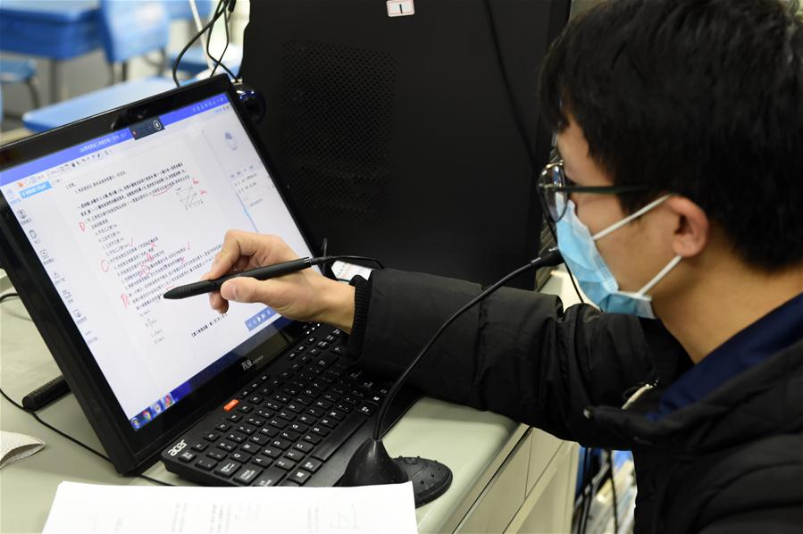 Working from home, distant dream for Chinese