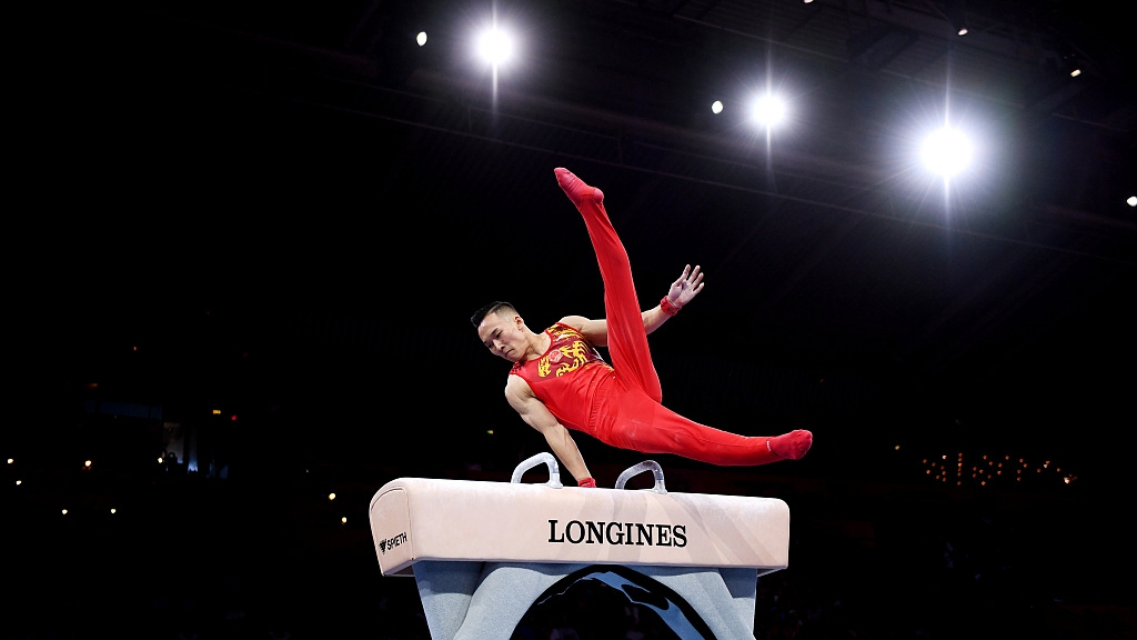 Coronavirus forces Chinese gymnasts to pull out of World Cup in Australia