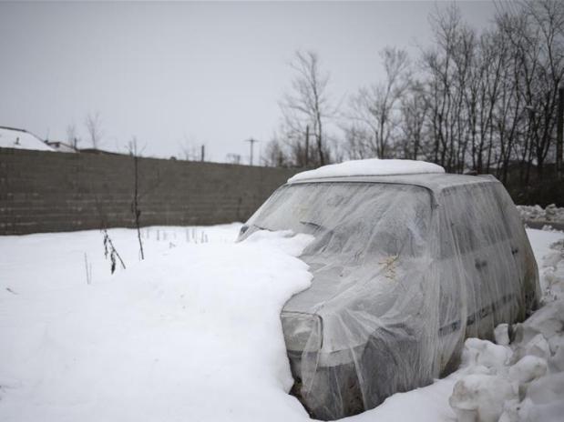 Heavy snowfall leaves 7 dead in northern Iran