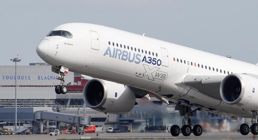 US increasing tariffs on Airbus planes to 15 percent from 10 percent