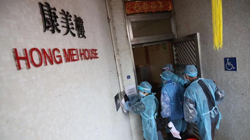 Quarantined Hong Mei House residents test negative for virus