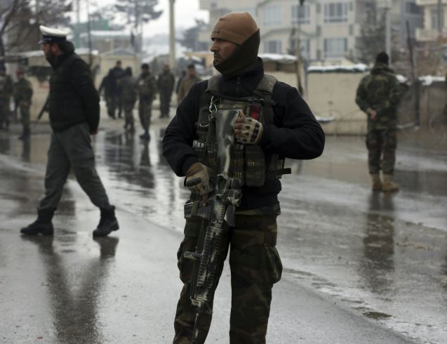 US and Taliban prepare for a seven-day ceasefire